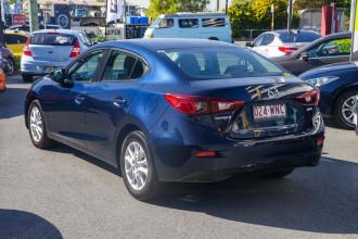 2016 Mazda 3 BN Series Neo Sedan Image 2