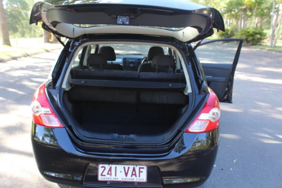 2011 Nissan Tiida C11 S3 ST Hatchback Image 13