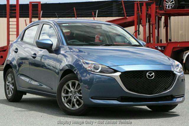 2020 Mazda 2 DJ Series G15 Pure Hatchback Mobile Image 1