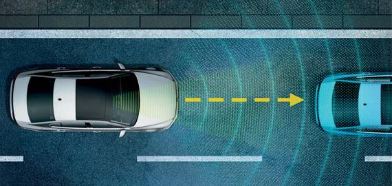 Passat Alltrack Smart cruising