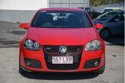 2009 Volkswagen Golf V MY09 GTI Hatchback Image 3