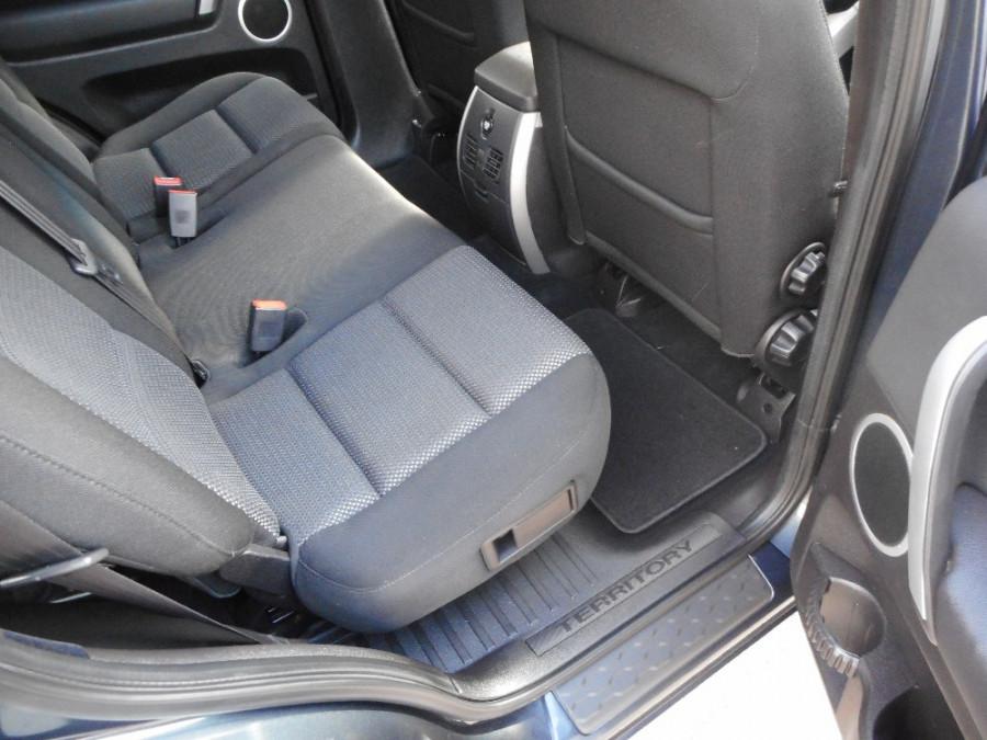 2011 Ford Territory SZ TX Wagon Image 12