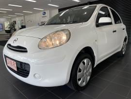 2012 Nissan Micra K13 ST-L Hatchback