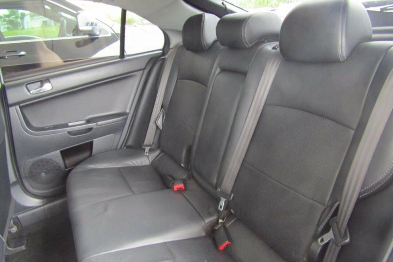 2011 Mitsubishi Lancer CJ MY11 VR-X Sportback Hatchback