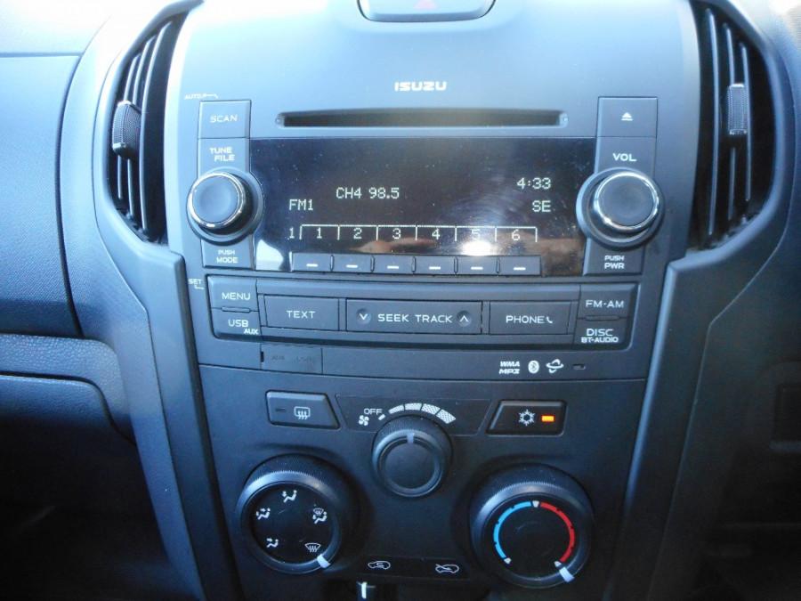 2014 MY15 Isuzu Ute D-MAX SX Dual cab