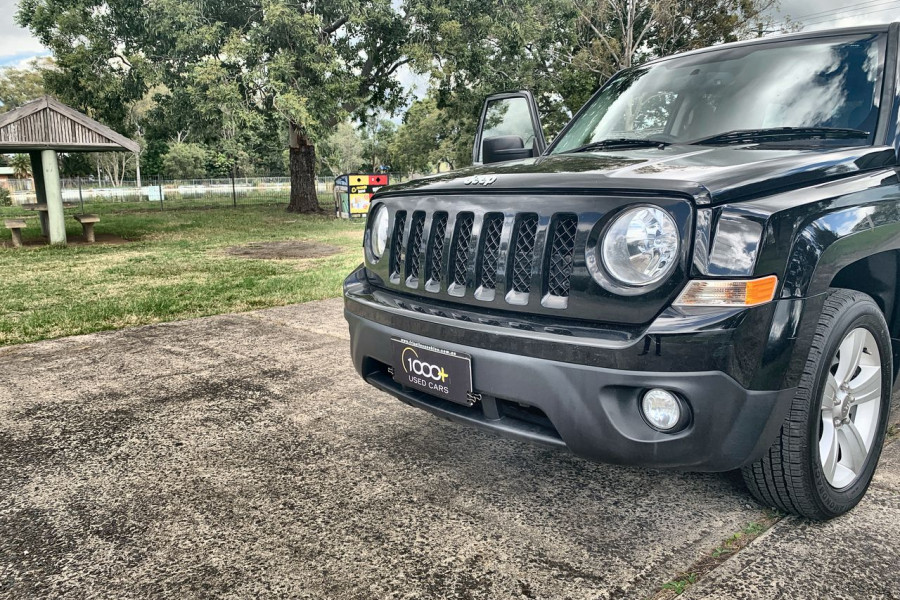 2013 MY14 Jeep Patriot MK MY14 Limited Wagon Image 20