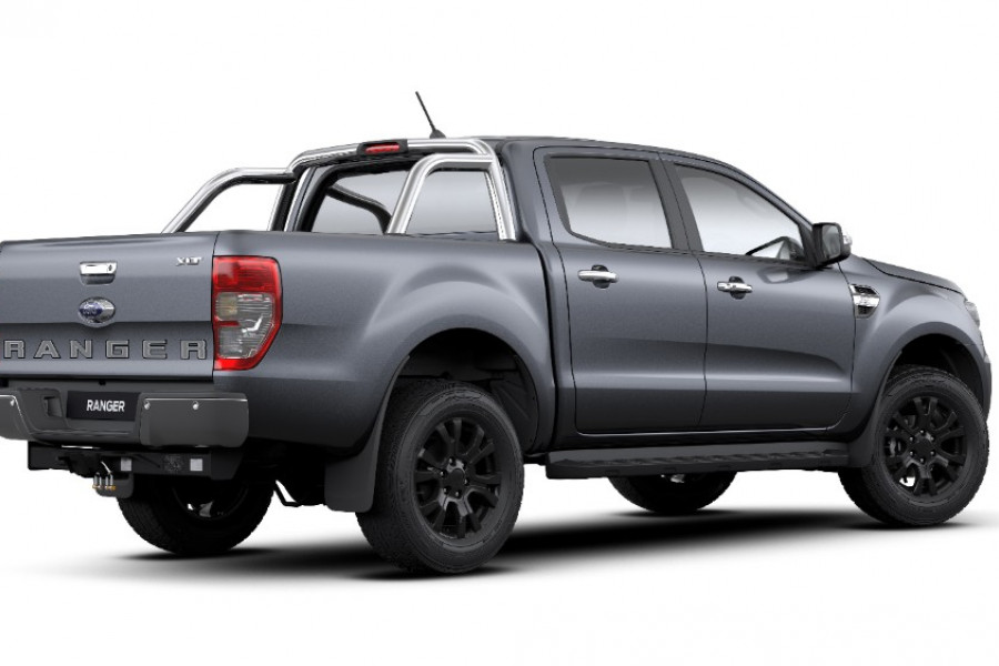 2019 MY19.75 Ford Ranger PX MkIII 4x4 XLT Double Cab Pick-up Utility