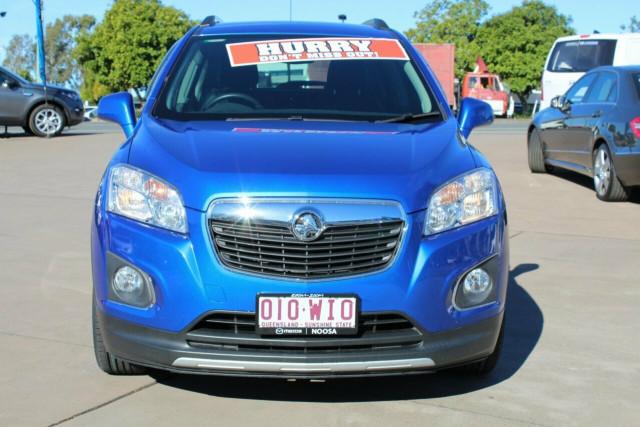 2016 Holden Trax TJ LTZ Suv Image 3