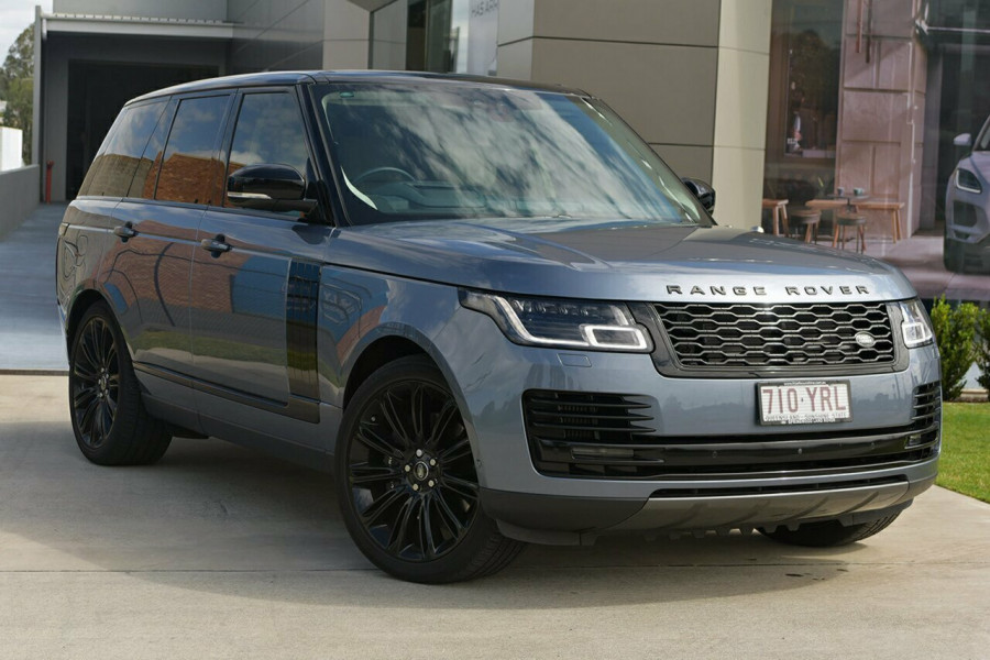 2018 Land Rover Range Rover L405 18MY SDV8 Suv Mobile Image 1