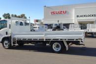 2011 Isuzu trucks N Series NH NQR Ute