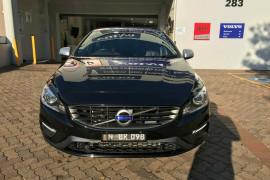 2014 Volvo S60 F Series T6 R-Design Sedan