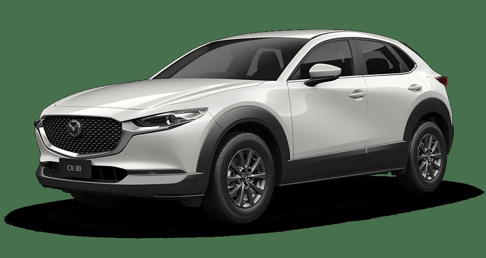 Mazda CX30 <br>G20 Pure <br>PERSONAL | BUSINESS
