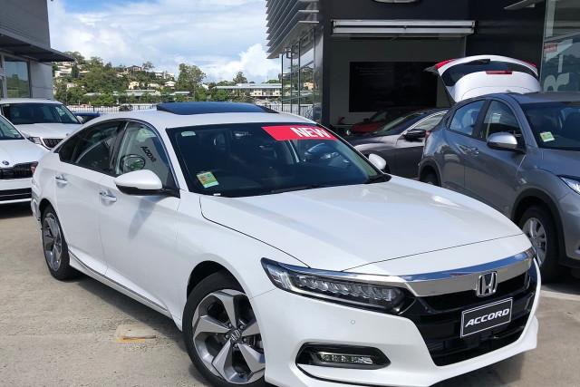 2019 Honda Accord 10th Gen VTI-LX Sedan