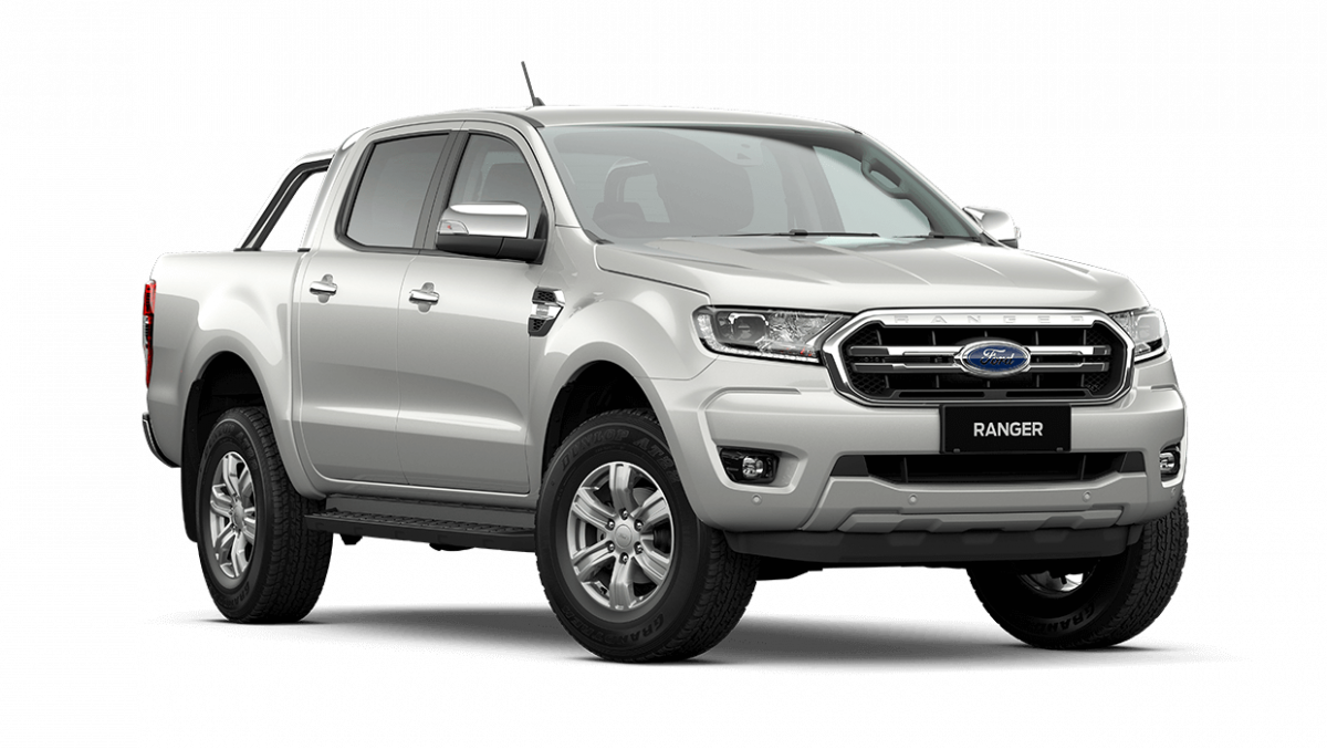 2020 MY20.75 Ford Ranger PX MkIII XLT Double Cab Utility - dual cab image 1