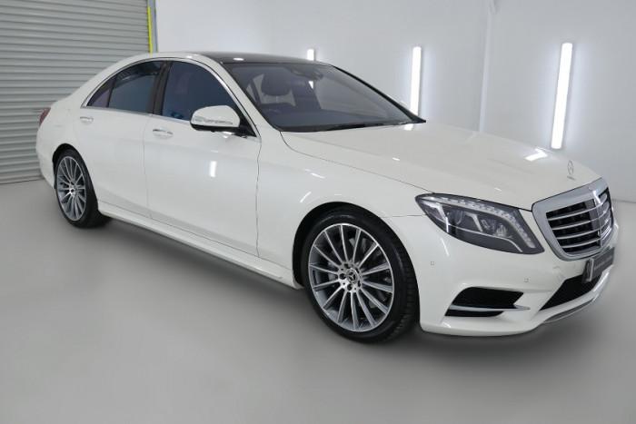 2015 Mercedes-Benz S Class W222 S500 Sedan