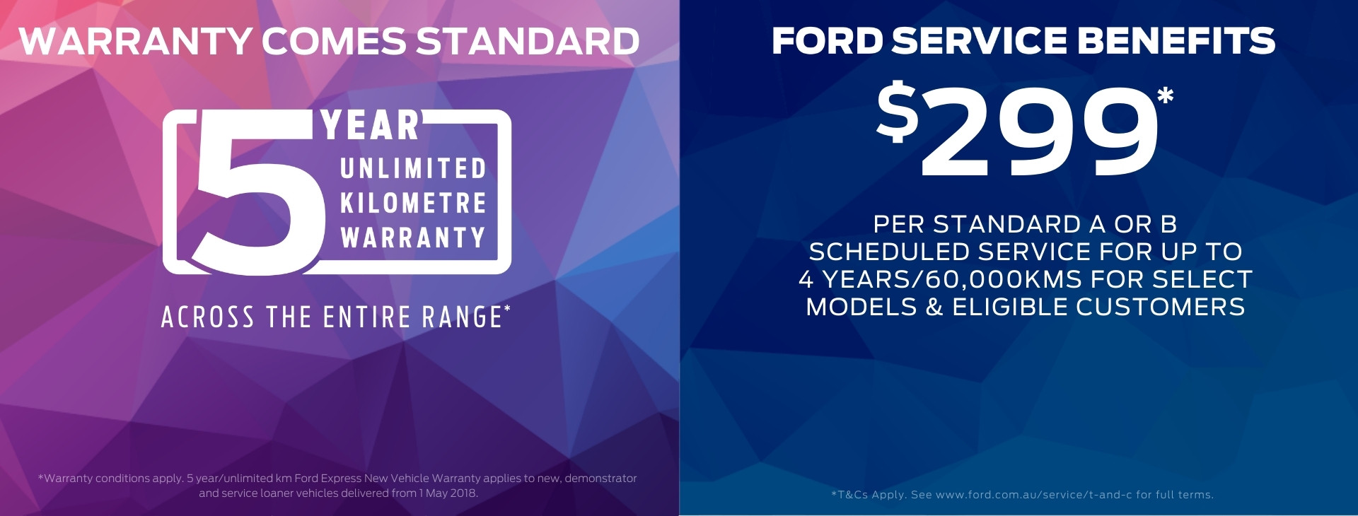 Ford Warranty and Service