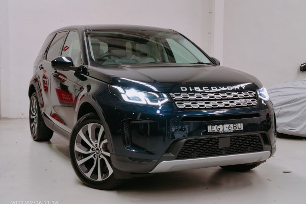Land Rover Discovery Sport HSE L550