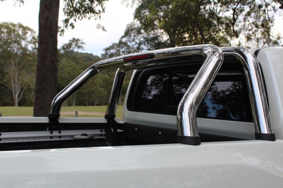 2021 Nissan Navara D23 Dual Cab ST-X Pick Up 4x4 Utility Image 11