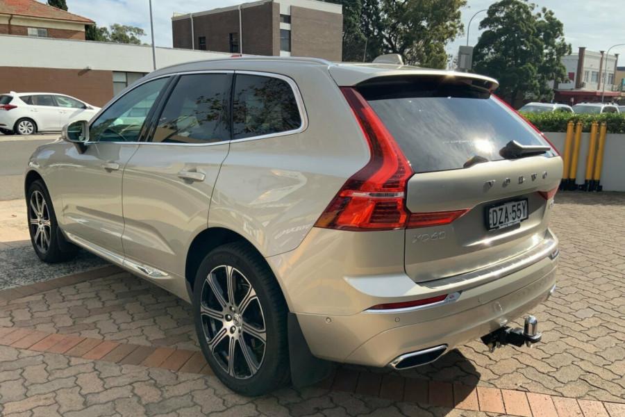 2018 MY19 Volvo XC60 UZ D4 Inscription (AWD) Suv Mobile Image 6