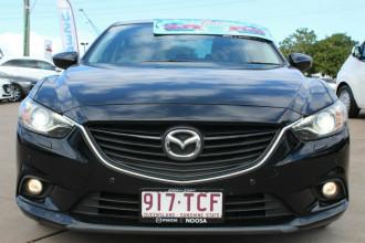 2013 Mazda 6 GJ1031 GT SKYACTIV-Drive Sedan Image 3