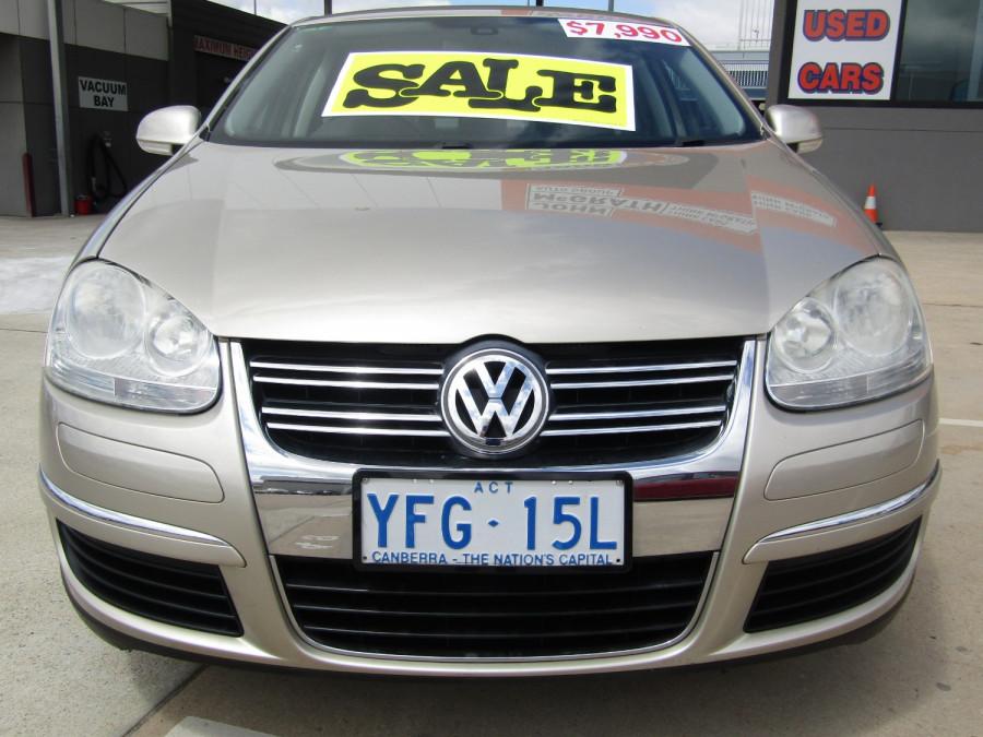 2007 Volkswagen Jetta 1KM  TDI Sedan Image 2