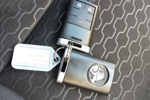 2014 Holden Captiva CG MY14 7 Suv Mobile Image 13