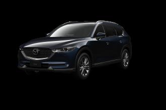 2021 Mazda CX-8 KG Series Asaki Suv Image 2