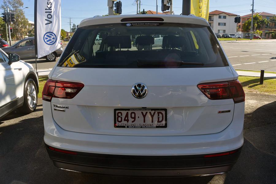 2018 MY19 Volkswagen Tiguan Allspace 5N Comfortline Wagon Mobile Image 5