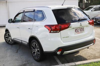 2015 Mitsubishi Outlander ZK MY16 LS Suv Image 2