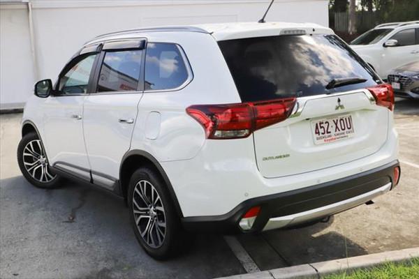 2015 Mitsubishi Outlander ZK MY16 LS Suv
