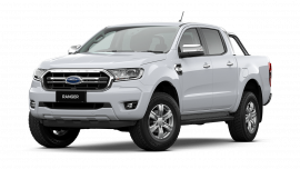 2021 MY21.25 Ford Ranger PX MkIII XLT Hi-Rider Double Cab Utility image 9