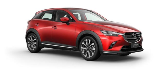 2020 MY0  Mazda CX-3 DK sTouring Suv Mobile Image 7