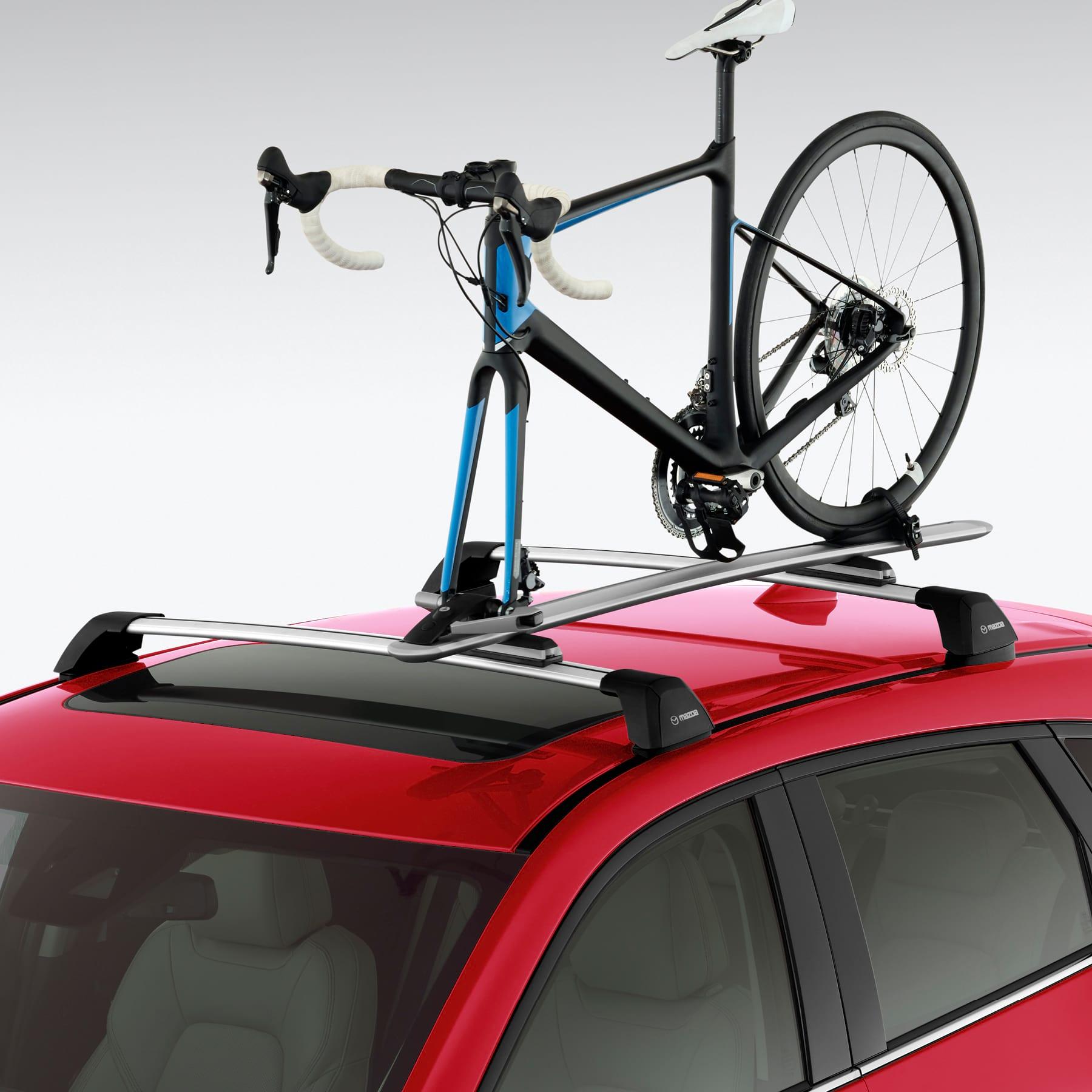 Bike Rack Wheel Off