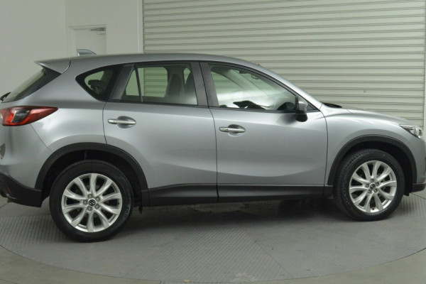 2013 Mazda Cx-5 KE1031 MY13 Grand Touring Suv