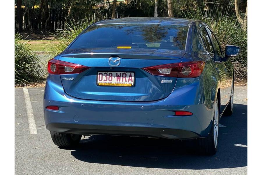 2016 MY15 Mazda 3 BM MY15 SP25 Hatchback