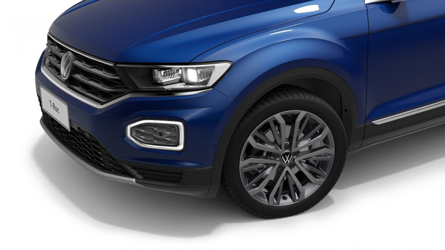 2020 MY21 Volkswagen T-Roc A1 110TSI Style Wagon Image 7