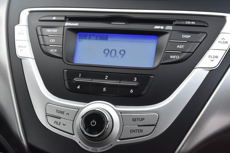 2012 Hyundai Elantra MD Active Sedan Image 15