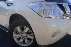 2015 Nissan Patrol Y62 Ti Wagon