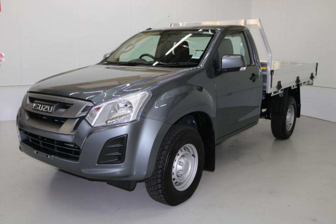 2019 Isuzu UTE D-MAX IO SX Single Cab Chassis 4x4 Cab chassis