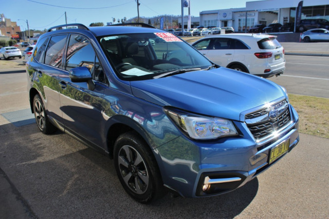 2017 MY18 Subaru Forester S4 2.0D-L Suv Image 4