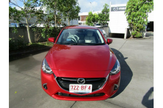 2017 Mazda 2 DJ2HAA GT SKYACTIV-Drive Hatchback Image 2