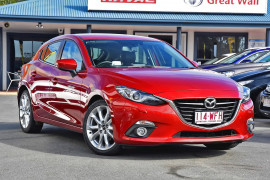 Mazda 3 SP25 GT BM Series