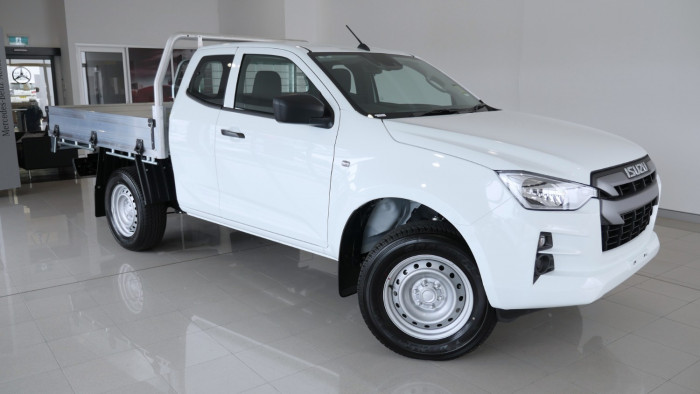2020 MY21 Isuzu UTE D-MAX RG SX 4x4 Space Cab Chassis Cab chassis Image 1
