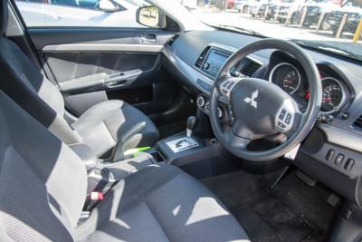 2014 Mitsubishi Lancer CJ MY15 LS Sedan