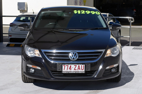 2009 MY10 Volkswagen Passat Type 3CC MY10 125TDI Coupe Image 2