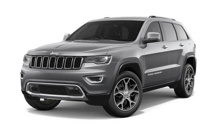 2020 MY0  Jeep Grand Cherokee WK Limited Suv