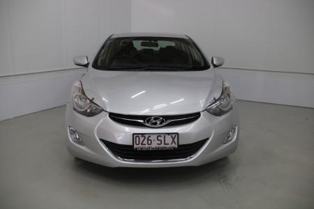 2012 Hyundai Elantra 4dr Sed 1.8lt Atm 02 MD ELITE Sedan Image 2