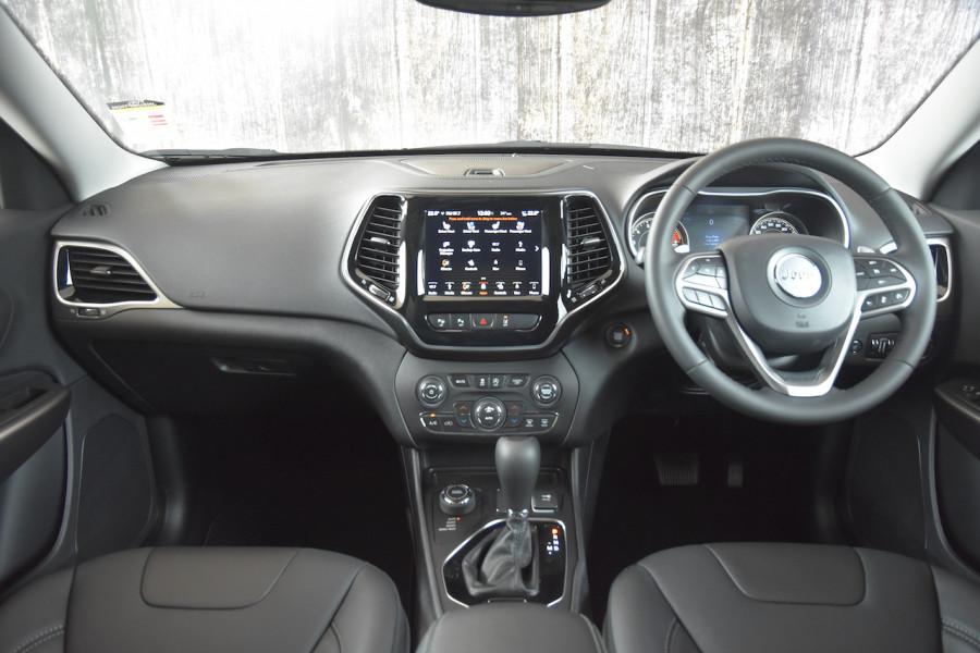 2019 Jeep Cherokee KL Limited Suv Image 7