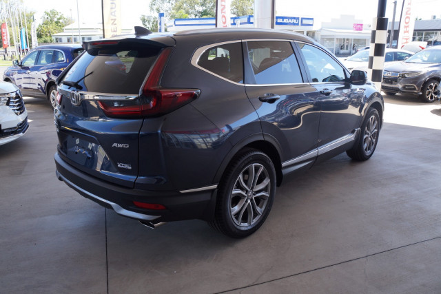 2021 Honda CR-V RW VTi LX Suv Image 5