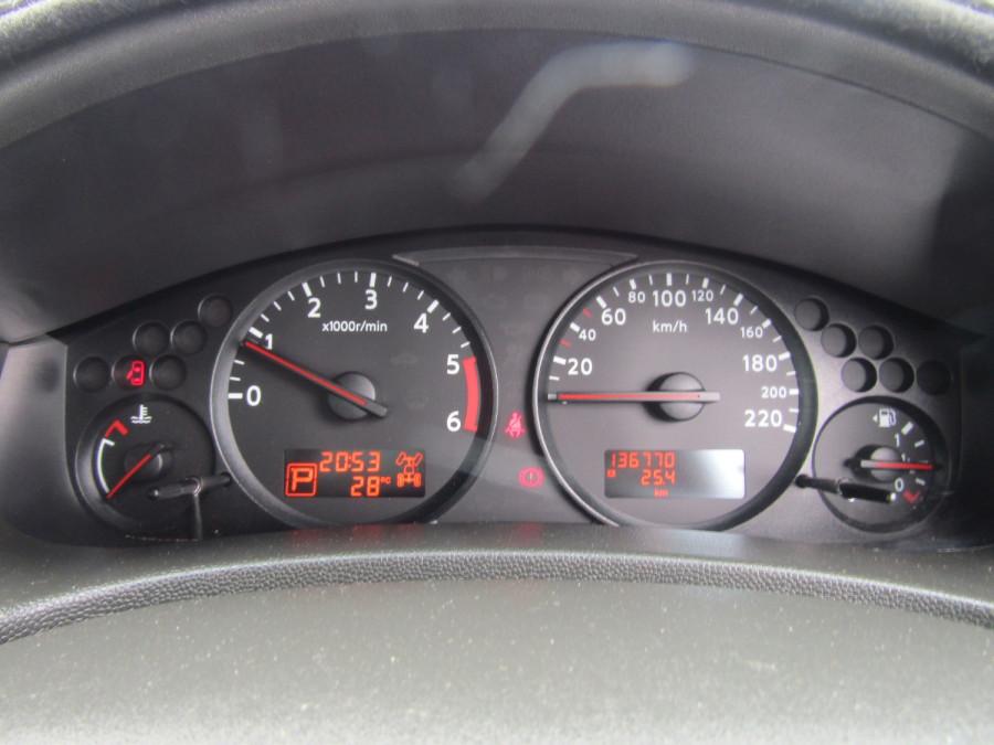 2013 MY12 Nissan Navara D40 S6 MY12 ST Utility Image 16